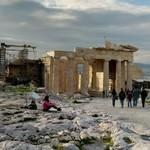 Propylaea on Acropolis (StreetView)