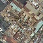 Containership in Drydock @ IHI Marine United Inc. (Google Maps)