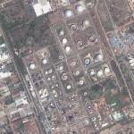 Tema Oil Refinery (Google Maps)