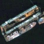 Floating drydock (Google Maps)
