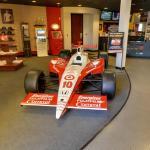 Ryan Briscoe's Race Car (StreetView)