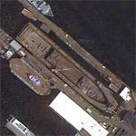Active Former WWII Drydock (Google Maps)