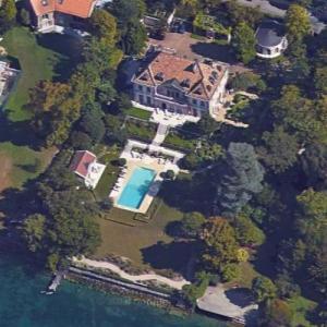 Gabriel Harari's House (Google Maps)