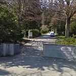 Zürich: Fluntern Cemetery (StreetView)