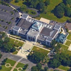 Memorial Hall (Google Maps)