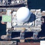 Sea-based X-band Radar (Google Maps)