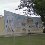 Sisters of our Lady of Sion mural (StreetView)