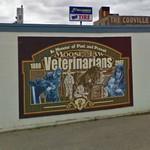 Moose Jaw Veterinarians mural