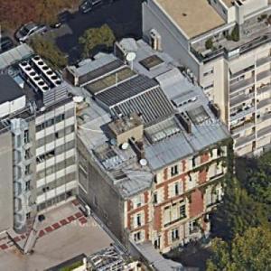 Royal Embassy of Saudi Arabia, Paris (Google Maps)