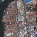 Multiple Marine Railways Busan (Google Maps)