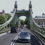 Hammersmith Bridge (StreetView)