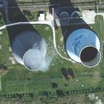 Krakow Power Plant (Google Maps)