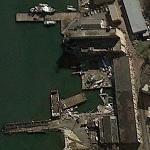 Storm Damaged Docks-Hurricane Sandy (Google Maps)
