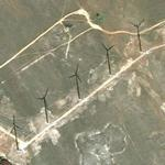 Kaliakra Wind Farm (Google Maps)