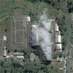 Kamojang Geothermal Power Plant (Google Maps)