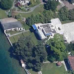 Margarita Louis-Dreyfus' House (Google Maps)