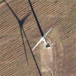 Bambers Wind Farm (Google Maps)