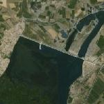 Baath Dam (Google Maps)