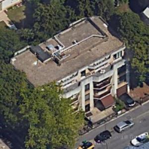 Embassy of India, Paris (Google Maps)