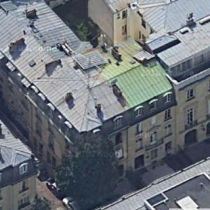 Embassy of Sudan, Paris (Google Maps)