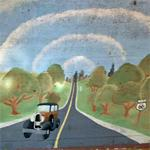 Route 66 mural (StreetView)