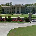 Mark Hawn mansion (StreetView)
