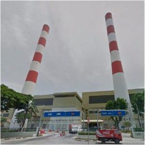 Tuas South Waste-to-Energy Plant (StreetView)