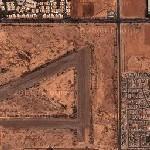 Luke Air Force Base Auxilary Field (Google Maps)
