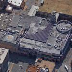"""""""come downtown and play."""" on the Roof of Peabody Place Entertainment and Retail Center"""