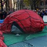 Spider-Man parade balloon (StreetView)