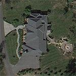 John Harbaugh's house (Google Maps)