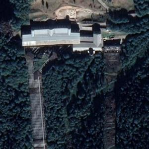 Vemork Hydroelectic Plant (WWII Heavy Water Generating Facility) (Google Maps)