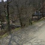 Entrance to the Pech Merle cave (StreetView)