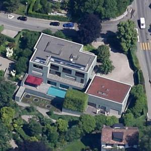 Michael Ringier's House (Google Maps)