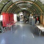 "Inside ""China Doll"" Curtiss C-46F Army Transport (StreetView)"