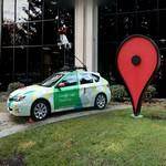 Street View car and placemark (StreetView)