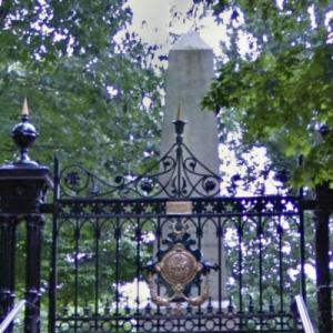 Gravesite of President Thomas Jefferson (StreetView)