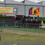 Queensland Government Railways #398 (StreetView)