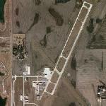 Wahoo Municipal Airport (KAHQ) (Google Maps)