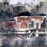 Frank Lloyd Wright's Robie House (Google Maps)