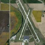 Lawrence Municipal Airport (LWC) (Google Maps)