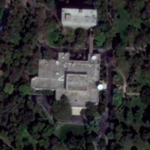 Embassy of Russia, Tehran (Google Maps)