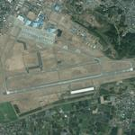 Kanoya Air Field (RJFY) (Google Maps)