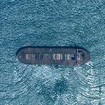Shipwreck (Google Maps)