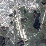 Kyzyl-Syr Airport (UENK) (Google Maps)