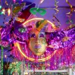 Mardi Gras decorations (StreetView)