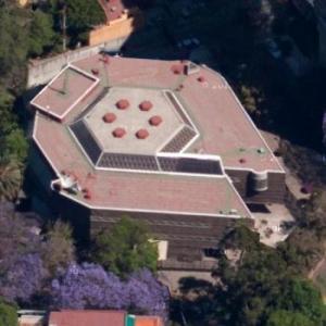 Embassy of Canada, Mexico City (Google Maps)