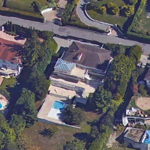 Nana Mouskouri's House (Google Maps)