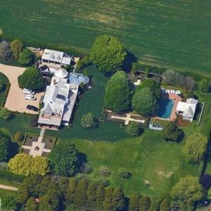 Damon Mezzacappa's House (Google Maps)