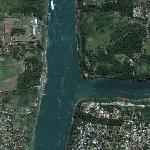 Triple Frontier (Google Maps)